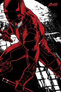 Marvel Daredevil - plakat