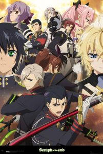 Seraph of the End - plakat