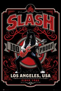 Slash - plakat