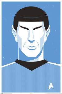 Star Trek Pop Spock - plakat