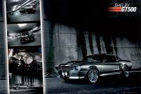 Shelby (Easton GT 500) - plakat