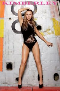 Girls Aloud (Kimberly) - plakat