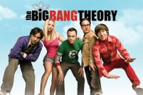 The Big Bang Theory (Sky) - plakat