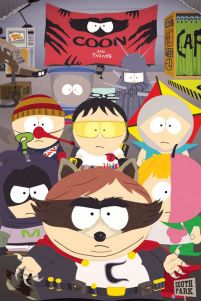 South Park (Coon And Friends) - plakat