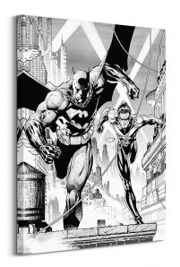 DC Comics (Batman & Nightwing)