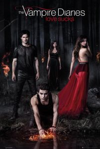 plakaty filmowe The Vampire Diaries Woods