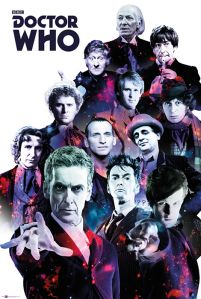 Doctor Who Cosmos - plakat