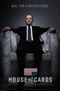 House Of Cards Kevin Spacey - plakat