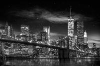 New York One World Trade Center - plakat