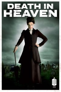 Doctor Who (Missy) - plakat