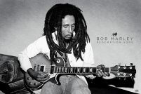 Bob Marley (Redemption Song) - plakat