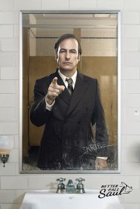 Better Call Saul (Mirror) - plakat