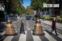 Doctor Who Abbey Road