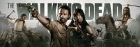 plakat z serialu The Walking Dead Banner