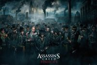 Assassins Creed Syndicate Crowd - plakat