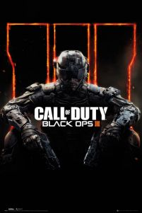 Call of Duty Black Ops 3 Cover Panned Out - plakat