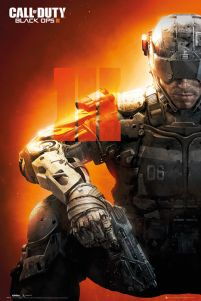 Call of Duty Black Ops 3 - plakat