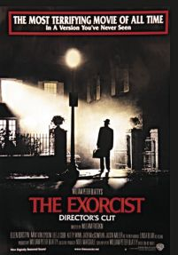 The Exorcist, Max Von Sydow - plakat kinowy