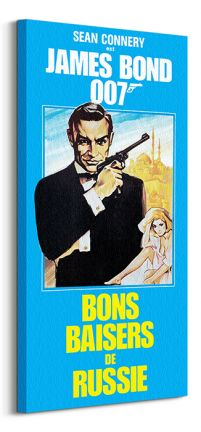 James Bond French
