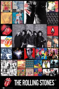The Rolling Stones Discography - plakat