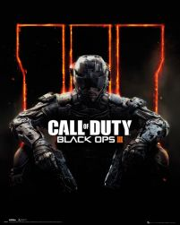 Call Of Duty Black Ops 3 - Cover - plakat