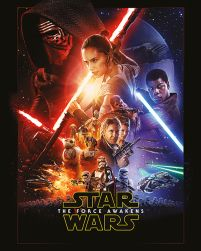Star Wars Episode VII (One Sheet) - plakat