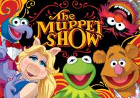 The Muppet Show - fototapeta