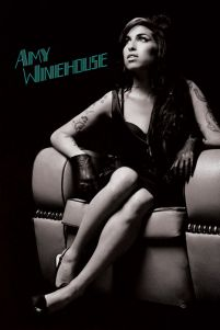 Amy Winehouse - Fotel - plakat