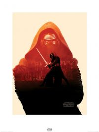 reprodukcja Star Wars The Force Awakens Kylo Ren