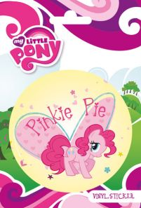 My Little Pony - Pinkie Pie - naklejka