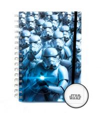 Star Wars: Stormtroopers - notes 3D