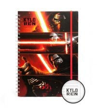 Star Wars 7 Kylo Ren - notes