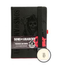 Synowie Anarchii A5 - notes