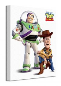Toy Story (Buzz and Woody)- Obraz