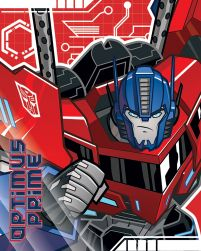 Transformers Robots In Disguise Optiums Prime - plakat
