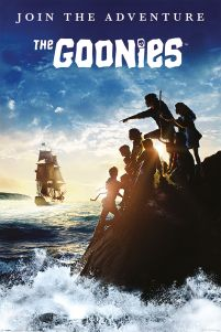 The Goonies Join The Adventure - plakat