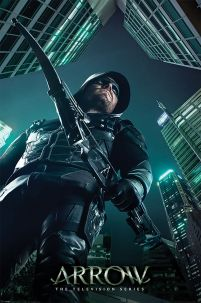 Arrow Oliver Queen - plakat