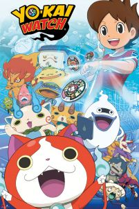 Yo-Kai Watch - plakat