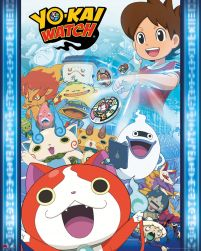 Yo Kai Watch - plakat