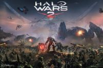Halo Wars 2 - plakat