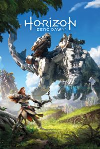 Horizon Zero Dawn - plakat