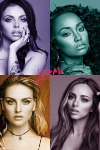 Little Mix - plakat