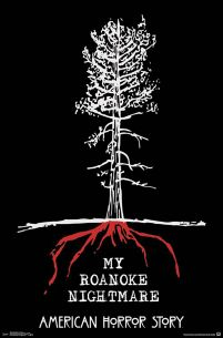 American Horror Story My Roanoke Nightmare - plakat