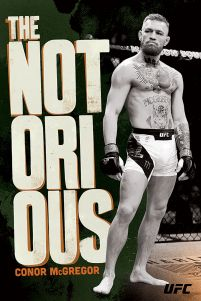 duży plakat UFC Conor McGregor The Not Orious