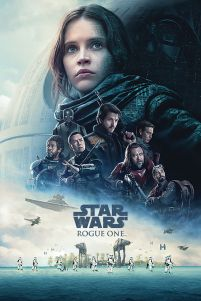 plakat filmowy Star Wars Rogue One (One Sheet)