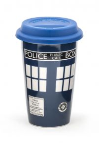 Doctor Who Tardis Police Public Call Box - kubek