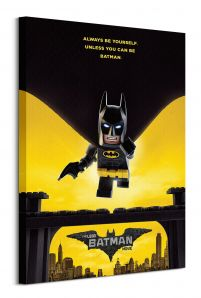 Lego Batman (Unless You Can Be Batman) - obraz na płótnie