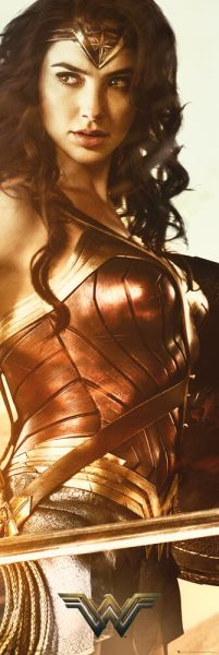 Wonder Woman Sword - plakat filmowy 61x91,5 cm