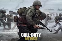 Call Of Duty Stronghold WWII - plakat z gry 91,5x61