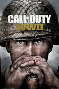 Call Of Duty Stronghold WWII - plakat z gry 61x91,5
